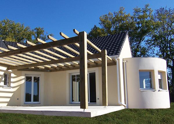 600x430 mod le maisons ali nor constructeur r alisation for Maisons alienor