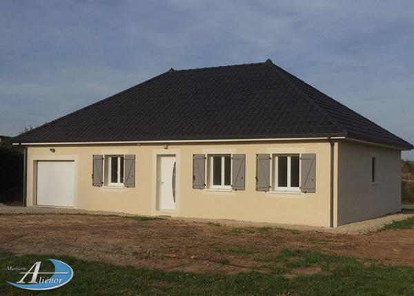 Constructeur de maison toit 70% en Corrèze