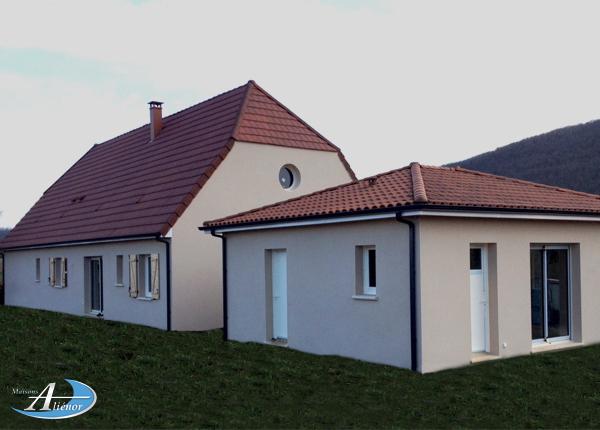 Maison 110m² Dordogne