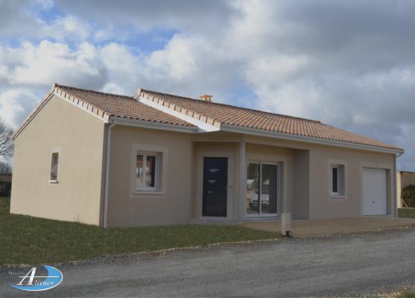 Maison 80m² Dordogne