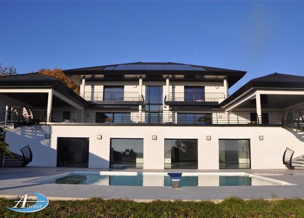 Constructeur maison architecte Dordogne
