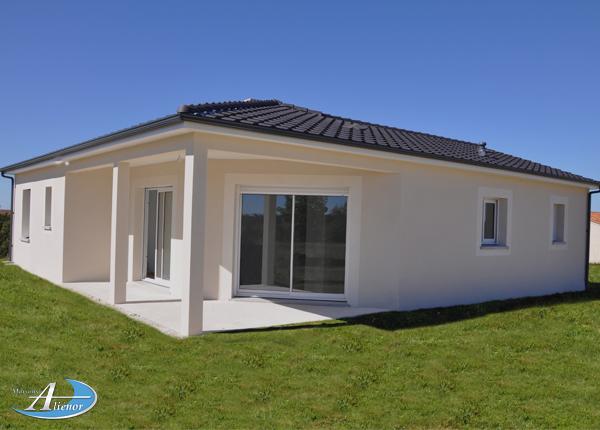 Constructeur maison carré Dordogne
