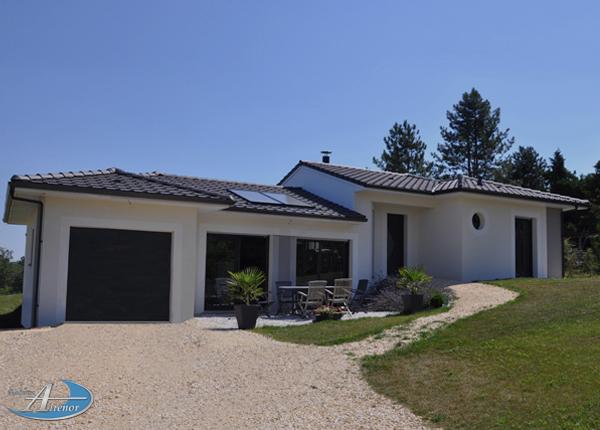 Maison à vendre plain pied Trelissac