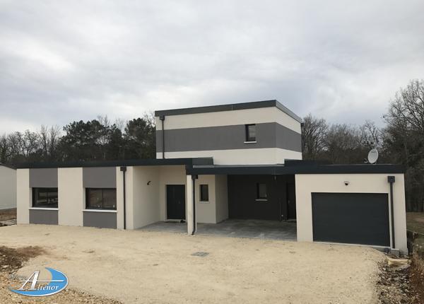Constructeur maison toit plat Dordogne
