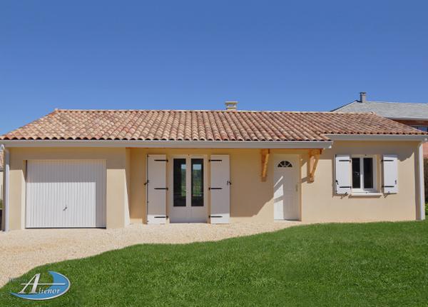 Constructeur de maisons traditionnelles Dordogne