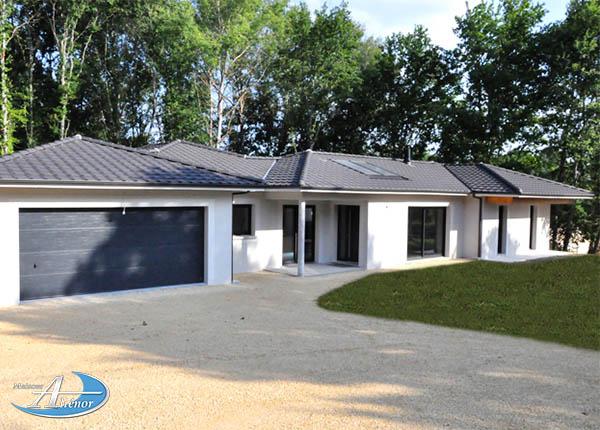 Constructeur architecte perigueux maisons ali nor for Constructeur maison architecte