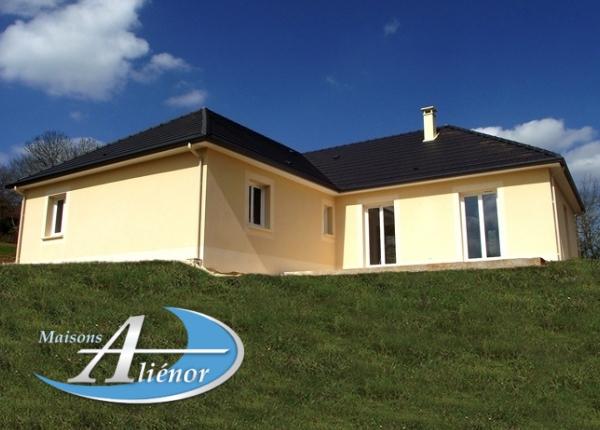 Maison réalisée à Brive (19)