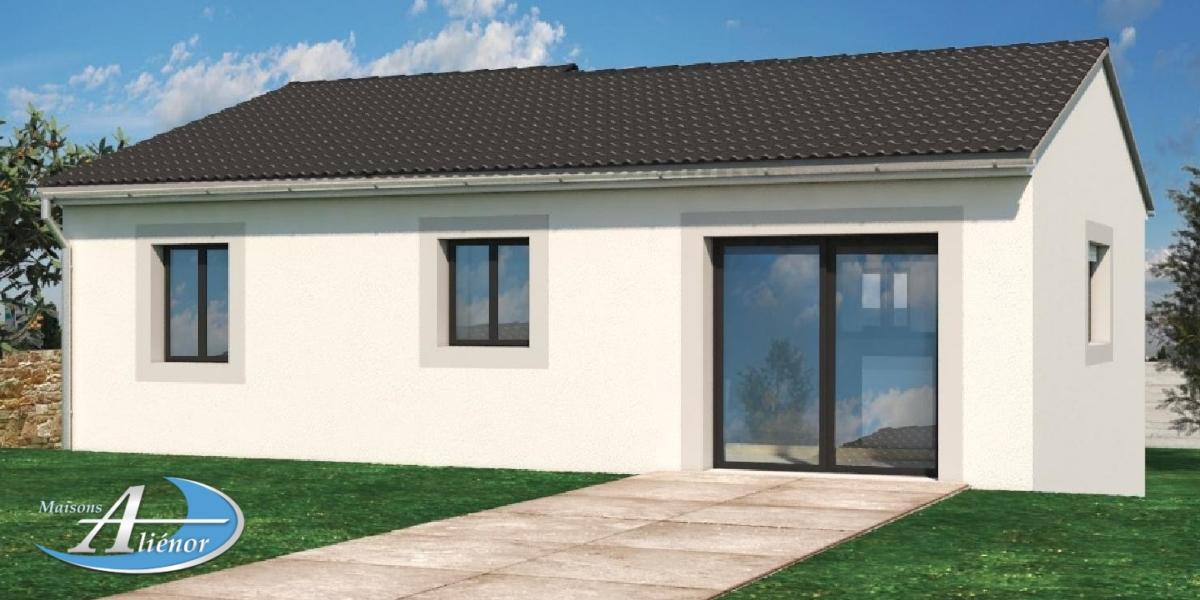 Plan maisons contemporaine 33 periguex dordogne 24 for Maisons alienor