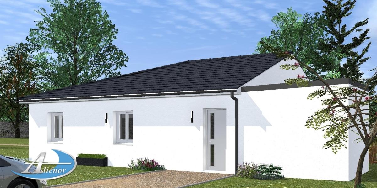 Plan-maisons-contemporaine-70%-Brive-Correze-19-faire-construire-terrain-à-vendre-maisons-alienor