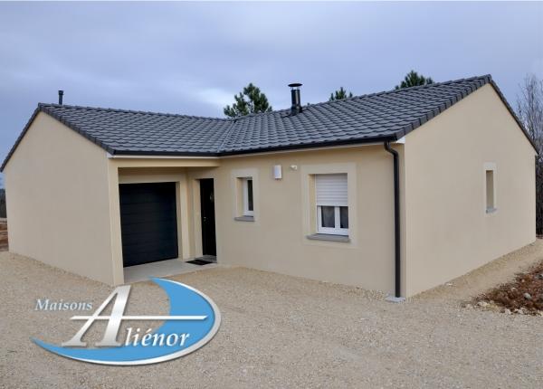 maisons réalisée à Cornille (24)