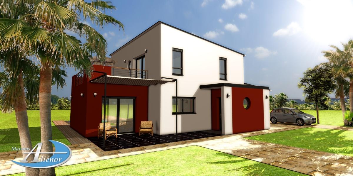 Plan-maisons-moderne-toit-plat-perigueux-dordogne-24-maisons-alienor