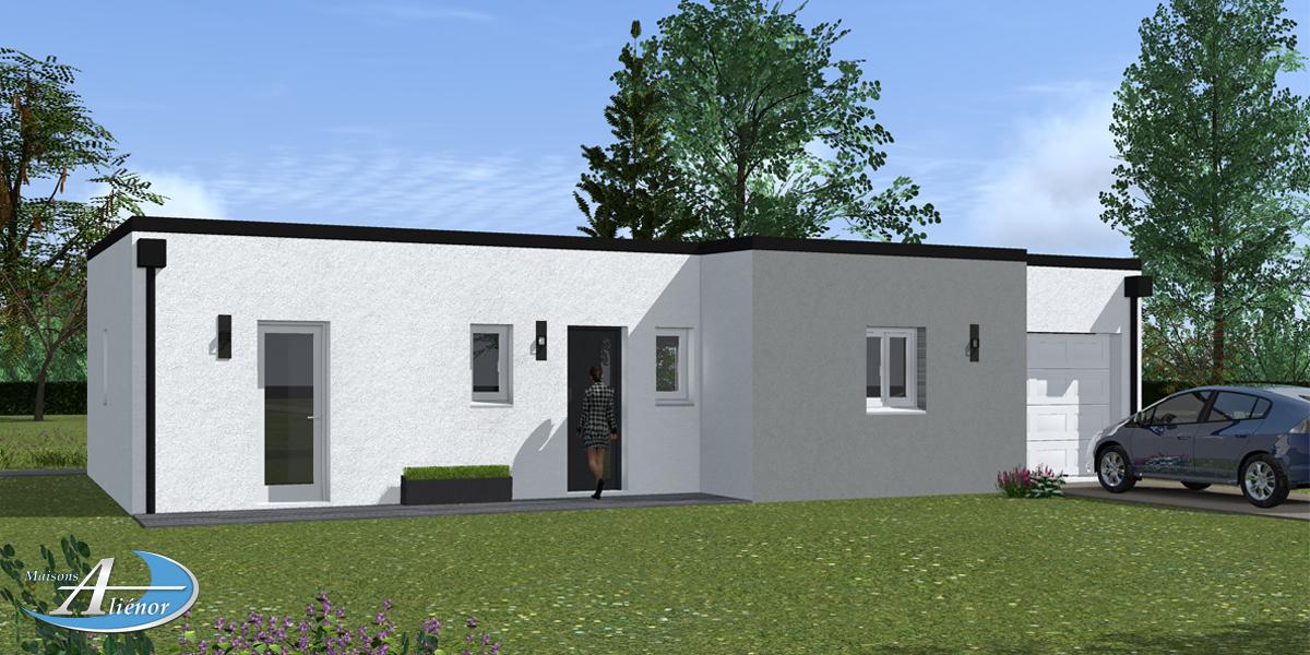 Plan maison cercio maisons ali nor for Maisons alienor