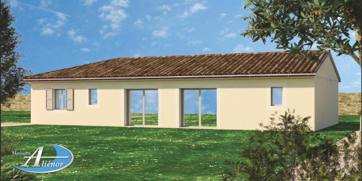 Plan maisons traditionnel 33 perigueux dordogne maisons for Maisons alienor