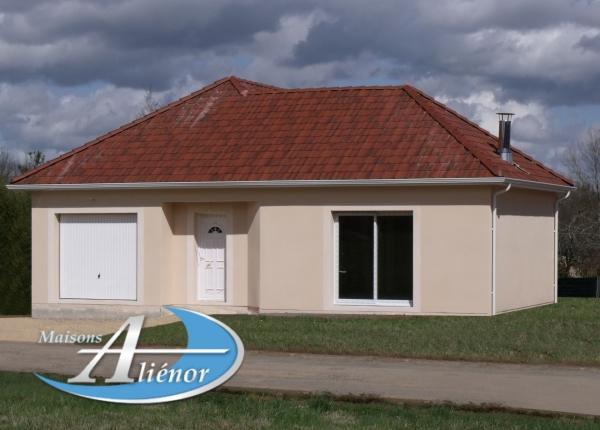 maison réalisée à Saint-Viance (19)