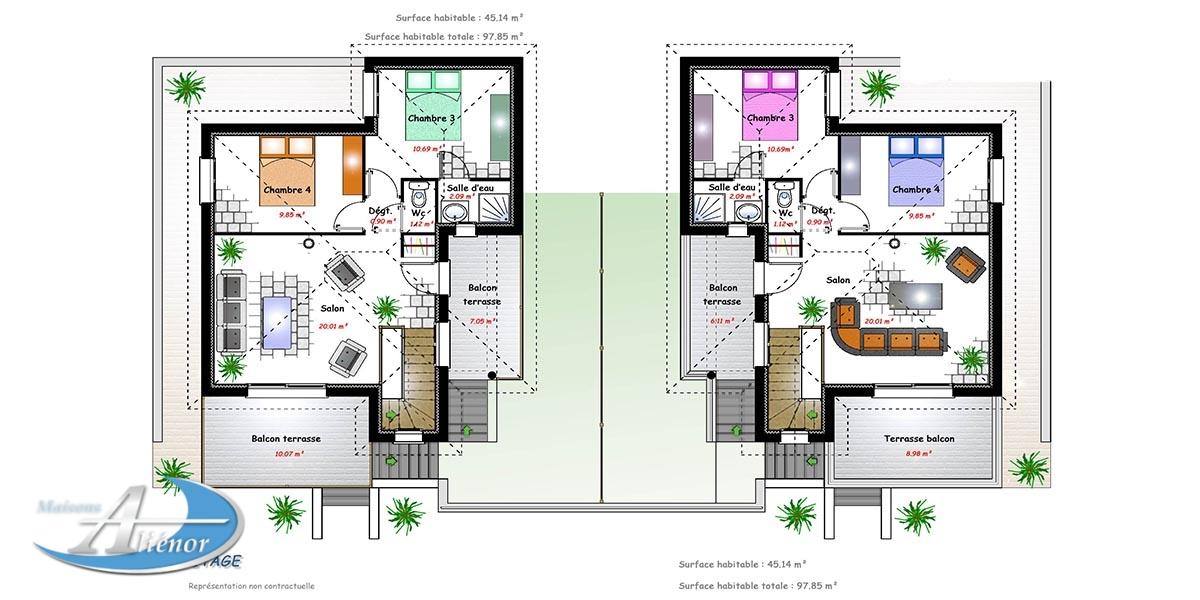 architecte perigueux constructeur architecte perigueux maisons ali nor. Black Bedroom Furniture Sets. Home Design Ideas