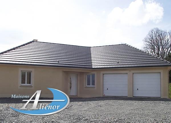 Maison réalisée à Sadroc (19)