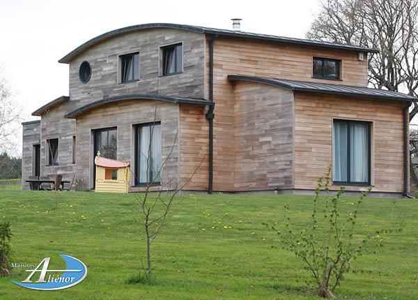 Constructeur maison bois Périgueux