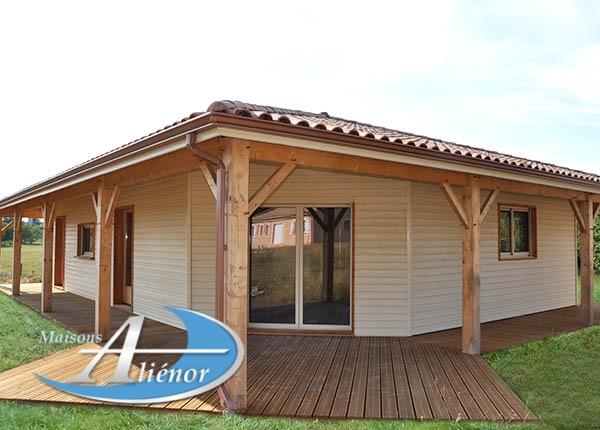 Maison réalisé à Coulaures (24)
