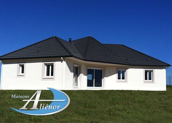 Maison réalisée à Donzenac (19)