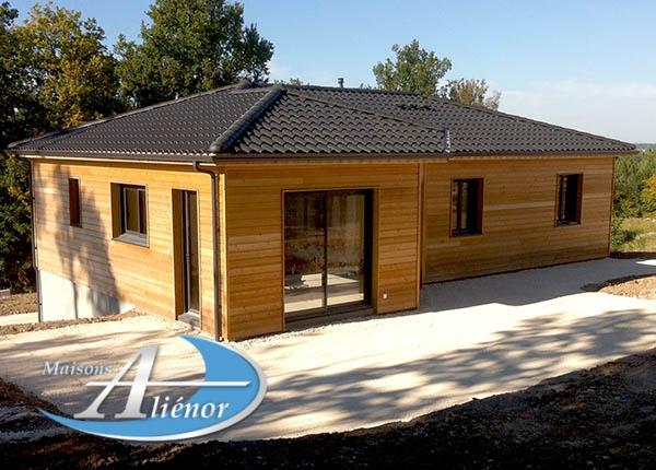 constructeur de maisons bois perigueux