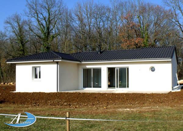 Constructeur maison architecte en Dordogne