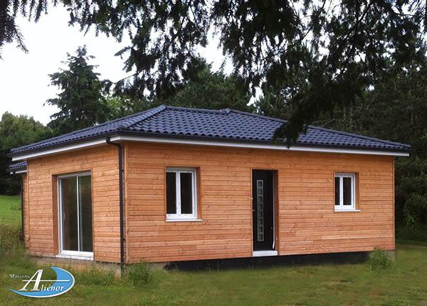 Constructeur maison bois Dordogne