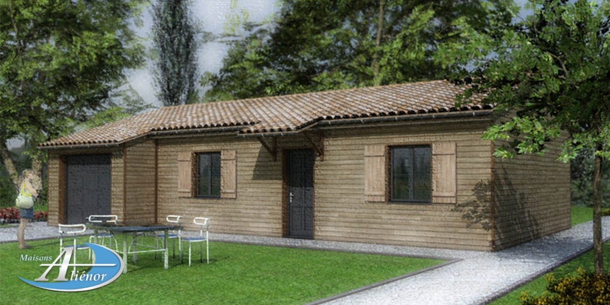 construire en bois_maison bois_vendre maison bois dordogne