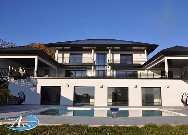Construire maison avec étage