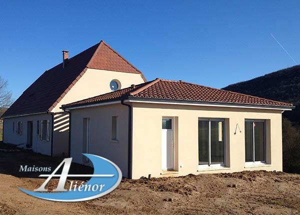 maison a vendre secteur sarlat_maison perigourdine a vendre sarlat_maisons alienor_constructeur maison traditionel_sarlat 24 construire
