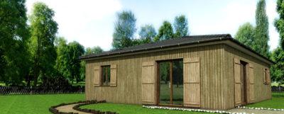 maison bois dordogne brive