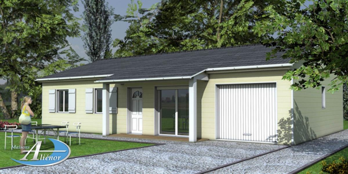 Maison bois sarlat agence de sarlat bois maisons ali nor for Logement agence