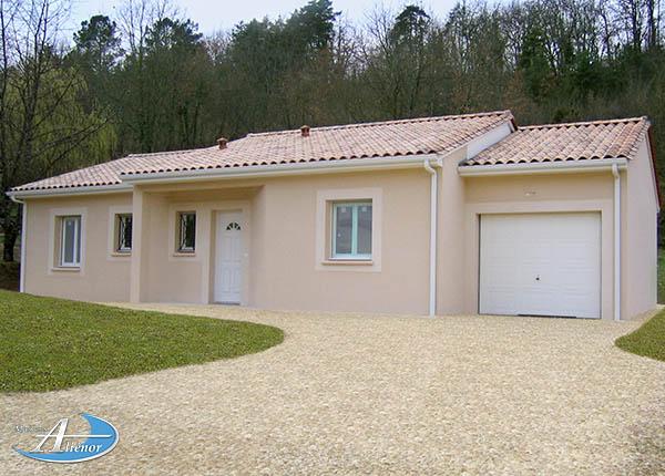 Rectangle maisons ali nor for Agrandissement maison rectangulaire