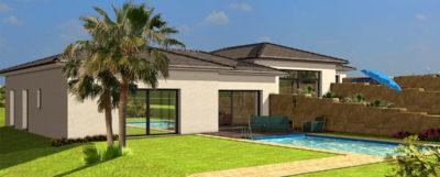 maison moderne_plan maison moderne_construire en dordogne_constructeur de maison