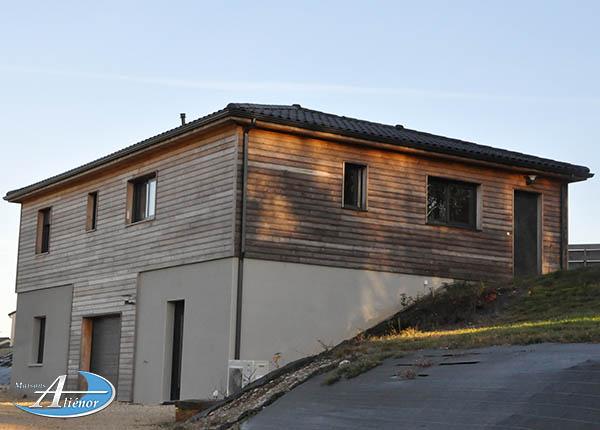 Maison sur sous sol à vendre Champcevinel