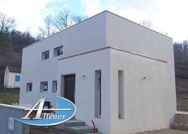 Maison réalisée à Périgueux (24)