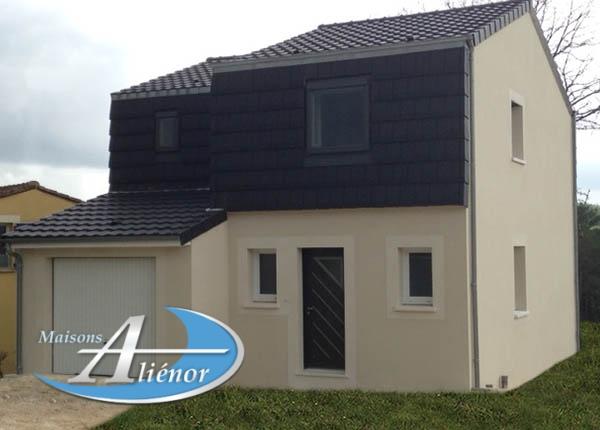 Maison réalisée à Coulounieix (24)