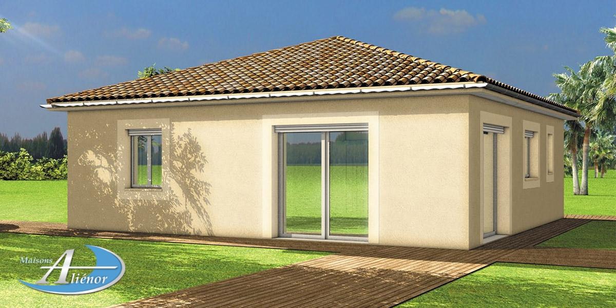 maisons alienor_constructeur de maison_plan maison thetis