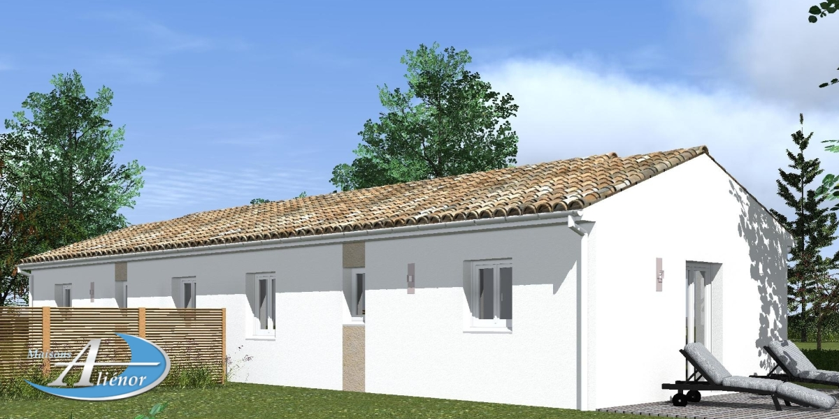 Plan maison ouranos maisons ali nor for Maisons alienor