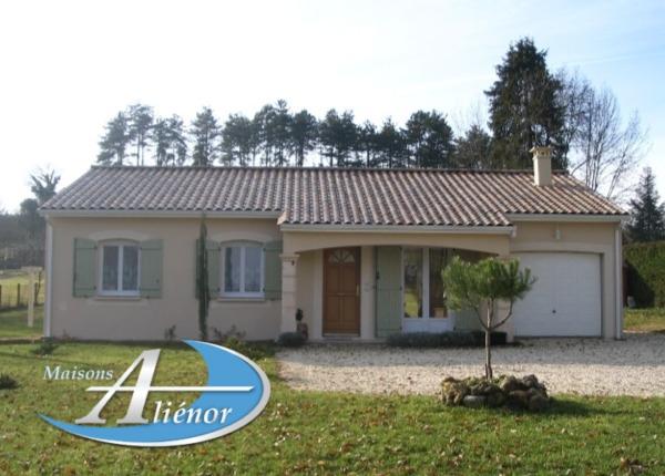 Maison réalisée à Marsac (24)