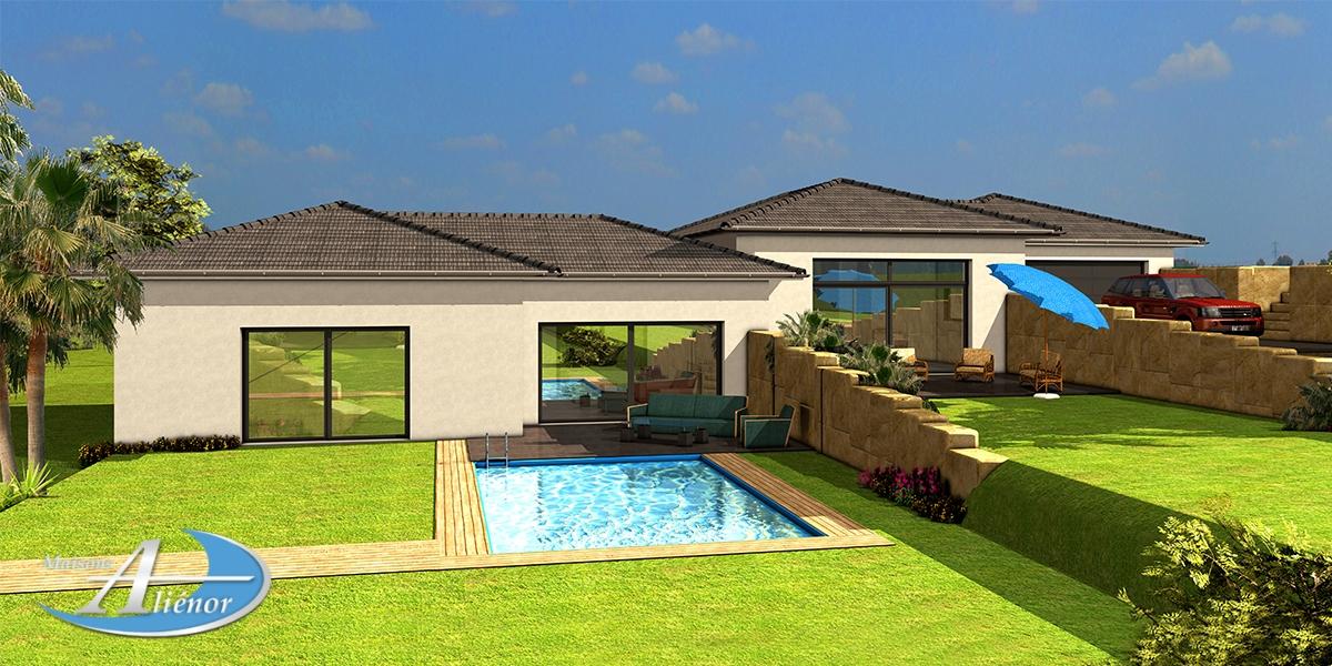Constructeur maison bergerac avie home for Constructeur maison contemporaine 01