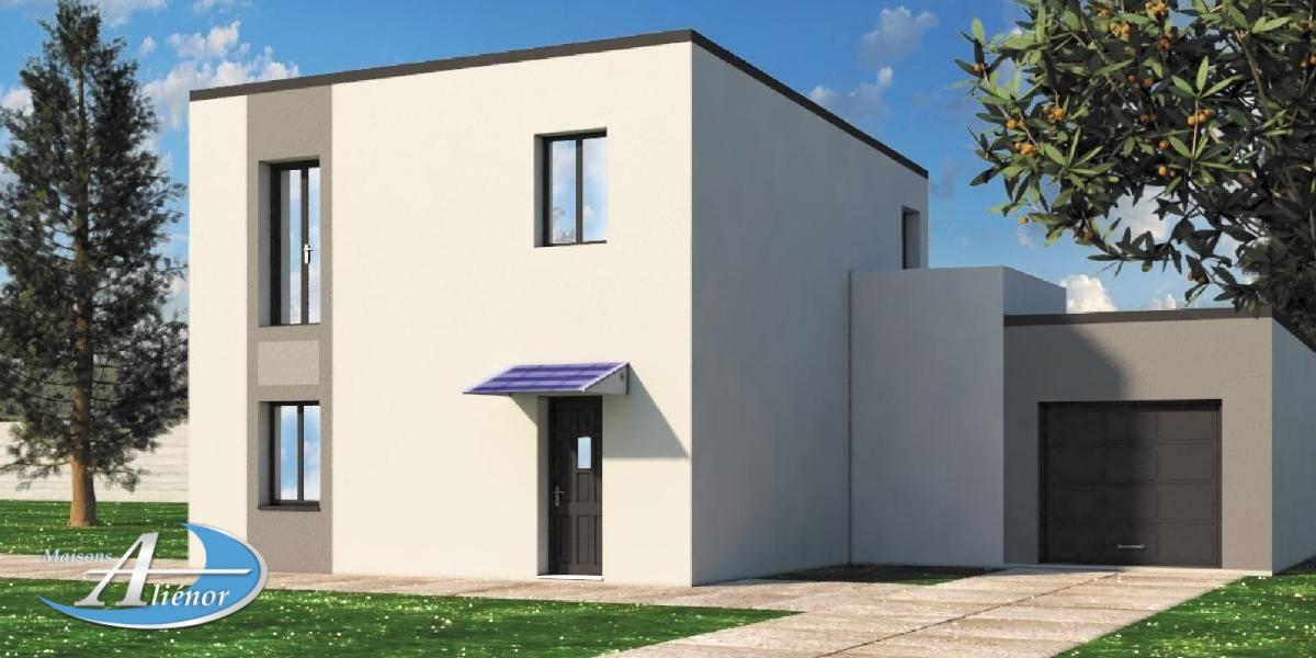 plan-maisons-moderne-toit-plats-brive-corrèze-19-maisons-alienor