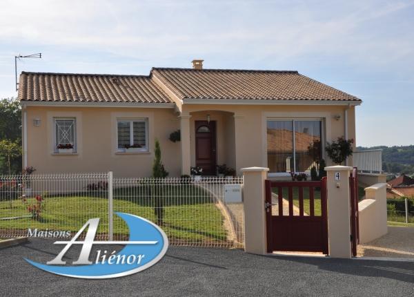 Maison réalisée à Boulazac (24)