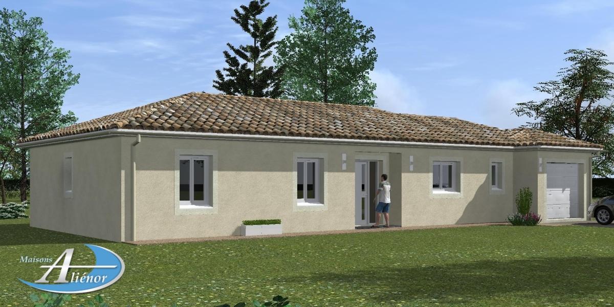 Plan maison typhon maisons ali nor for Maisons alienor