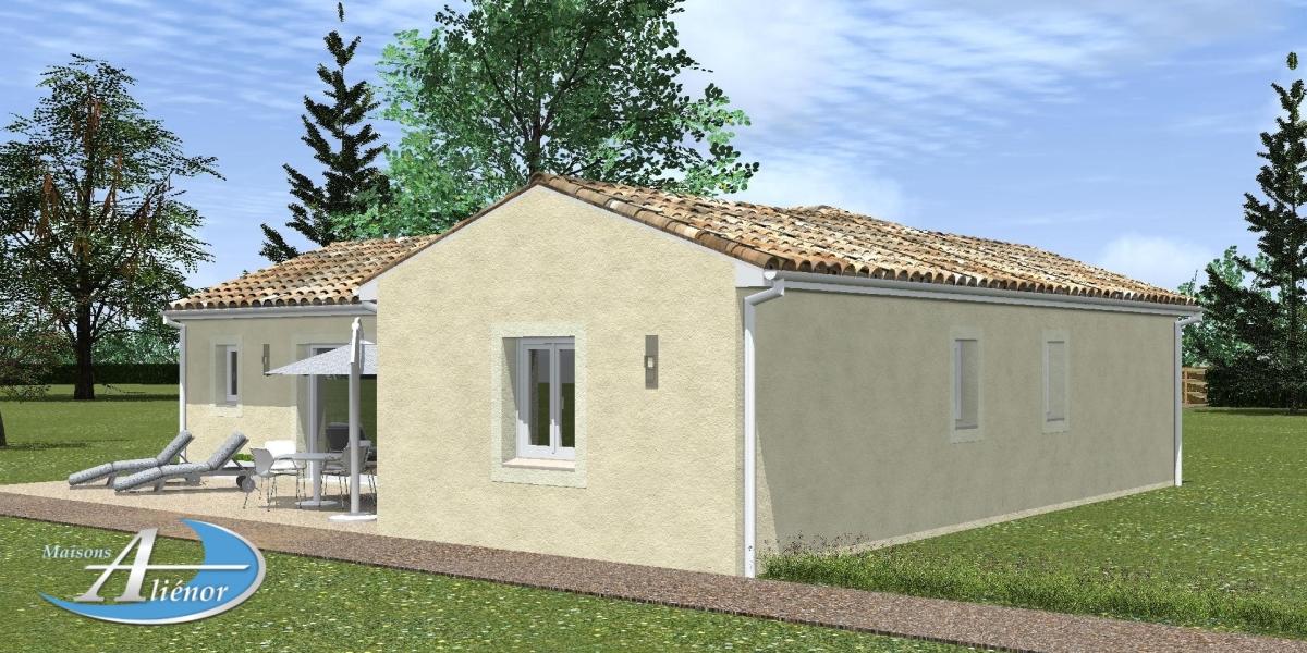 Plan maisons traditionnel 33 bergerac dordogne 24 maisons for Maisons alienor
