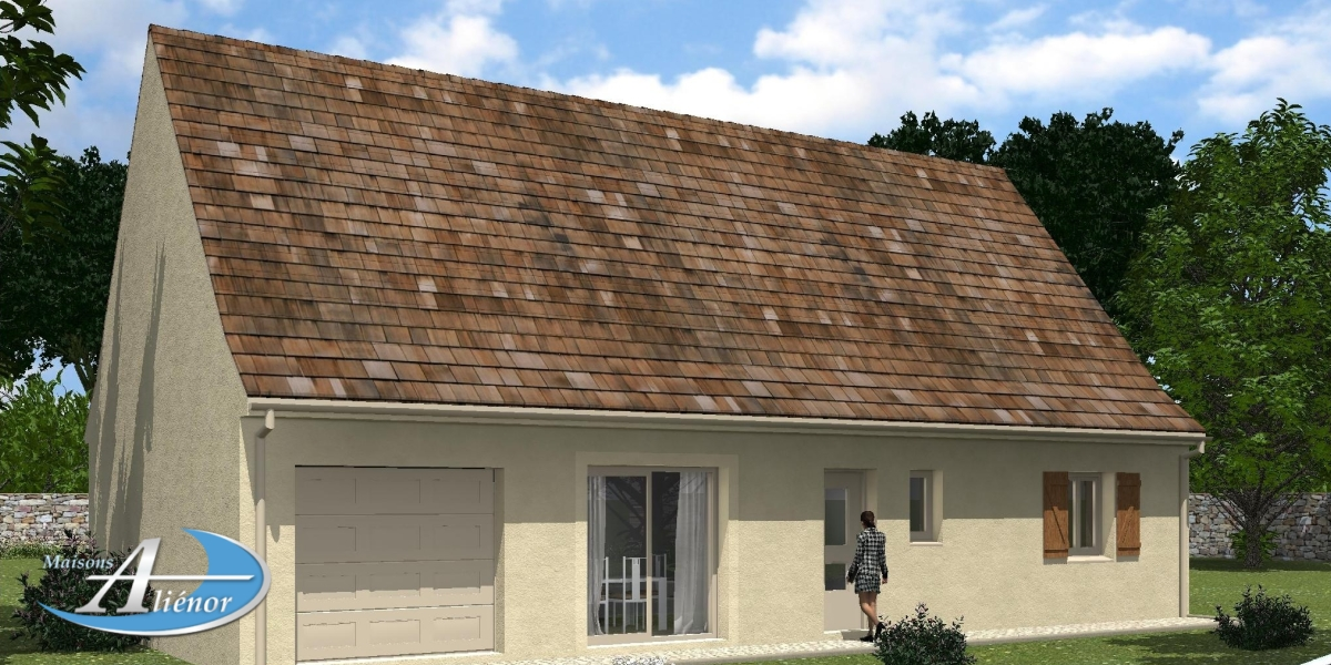 Plan maisons treaditionnel 120 sarlat dordogne 24 maisons for Maisons alienor