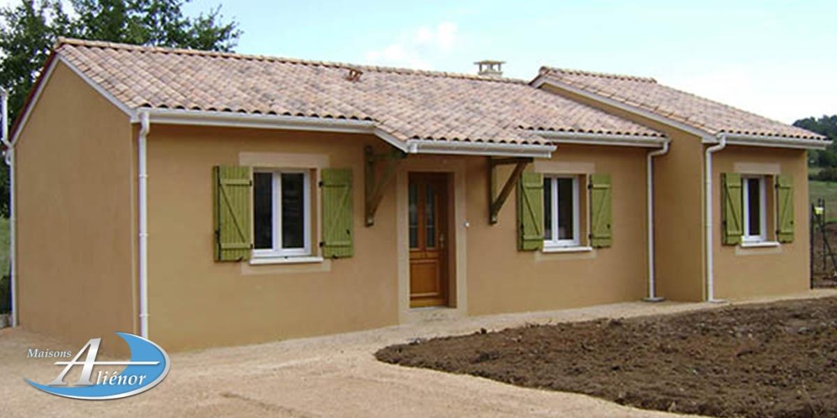 Maisons neuves vendre avec terrain maisons ali nor for Maison neuve avec terrain