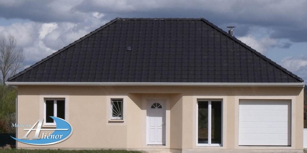 maison a vendre brignac la plaine_maison av brive correze_maison av brignac terrain plat