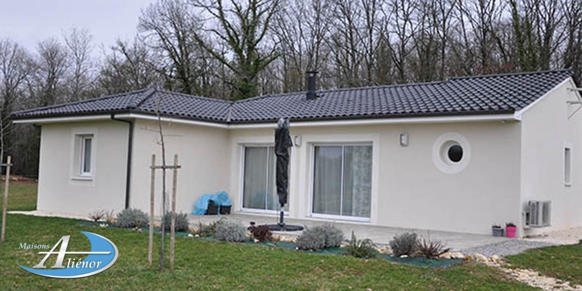 Terrain maison lamonzie 175 000 maisons ali nor for Maisons alienor