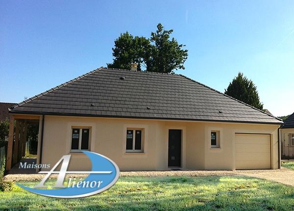 Maison réalisée à Vernarsal (19)