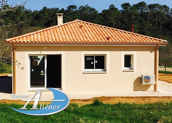 Maison réalisée à Sarlat (24)